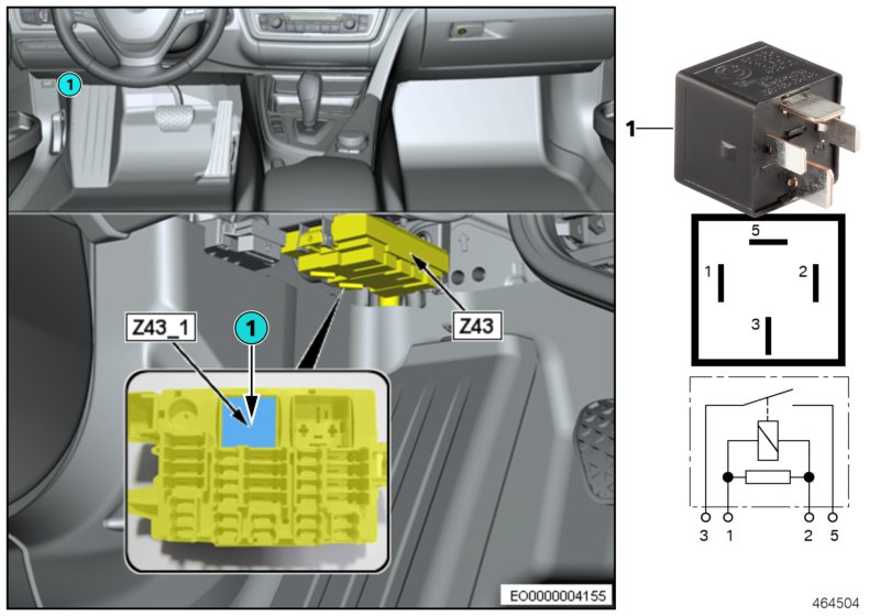 Location of front fuse boxes? - 7Post - 7 Series ForumBimmerpost