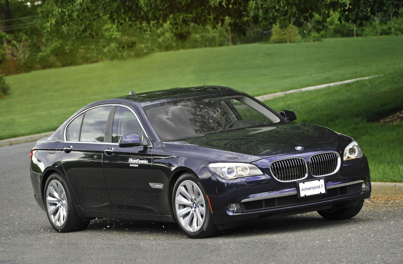 BMW ActiveHybrid 7 Qualifies For $900 Tax Credit