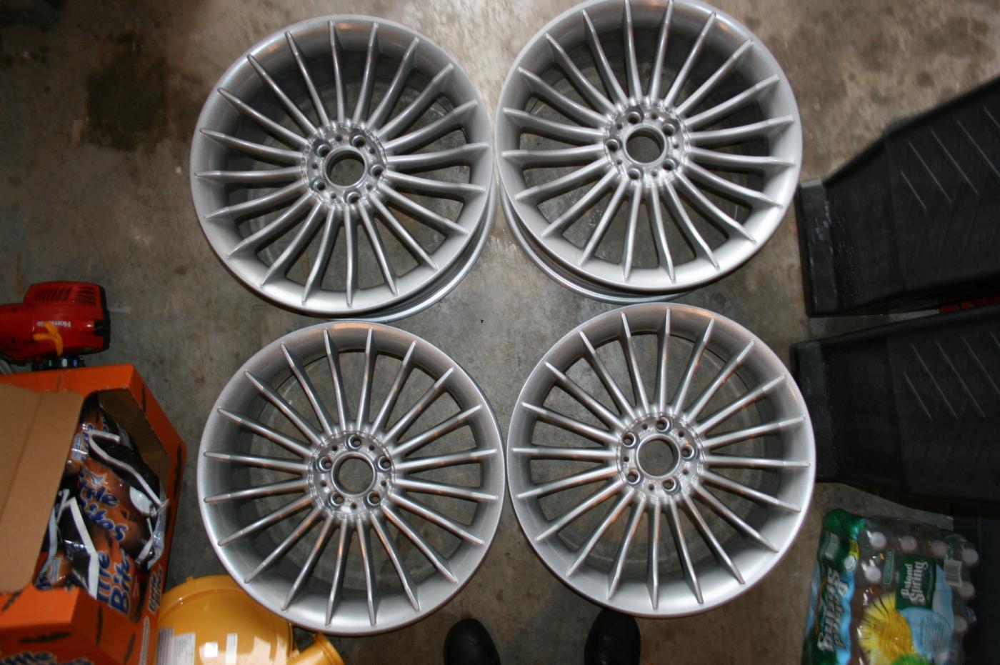 Oem Alpina B Wheels - Alpina b7 wheels for sale