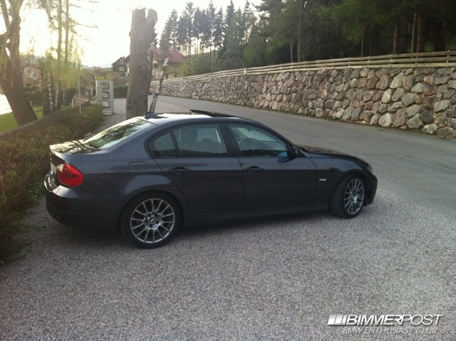 G2G\'s 2006 BMW 320d - BIMMERPOST Garage