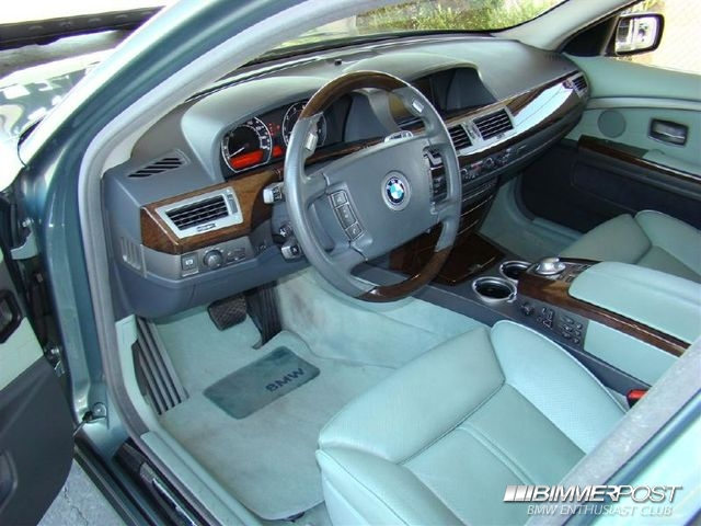 CUZBMEs BMW LI BIMMERPOST Garage - 2009 bmw 745li
