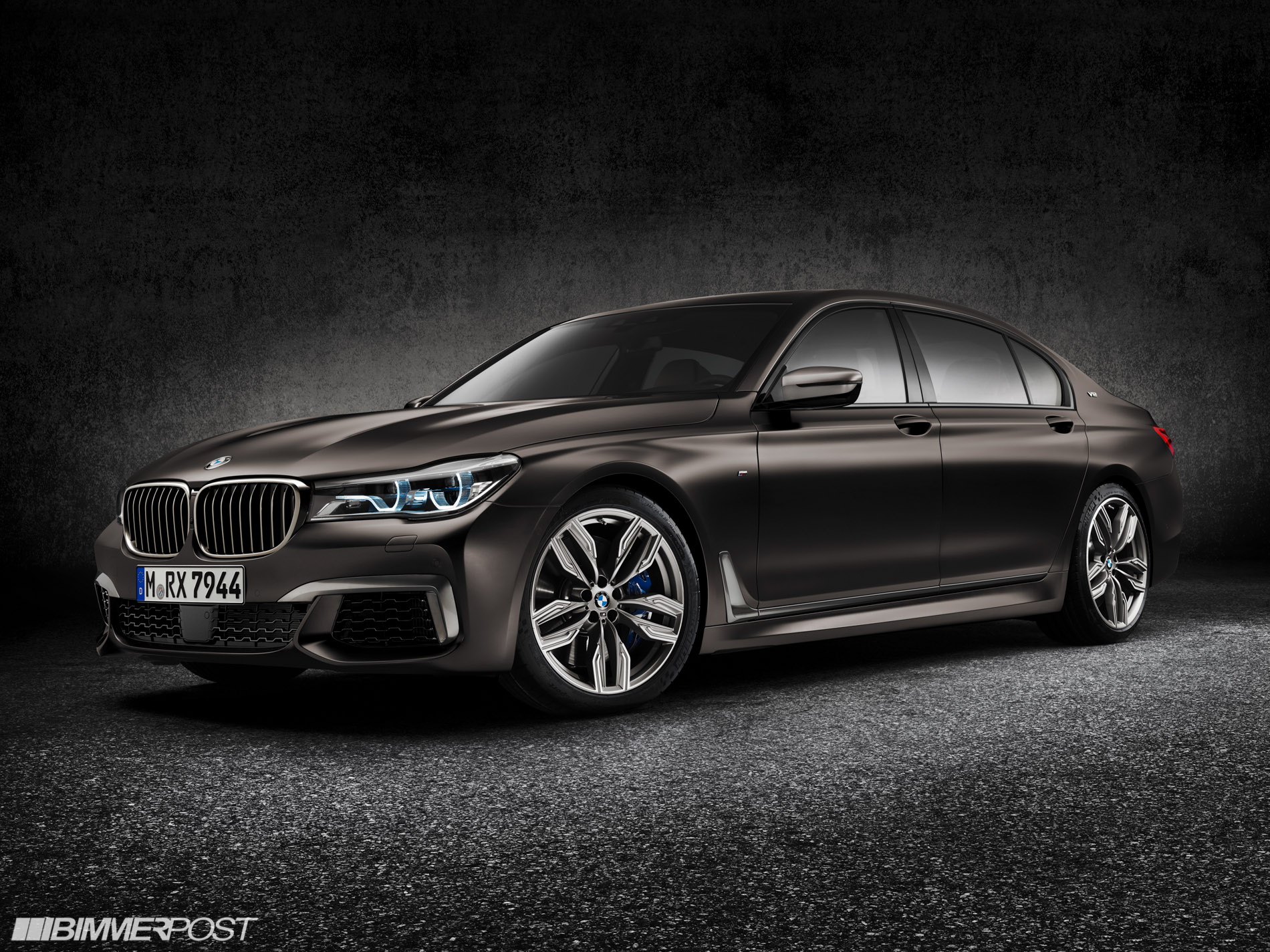 Presenting The Bmw M760i Xdrive V12 With 600 Hp Engine Diagram Name