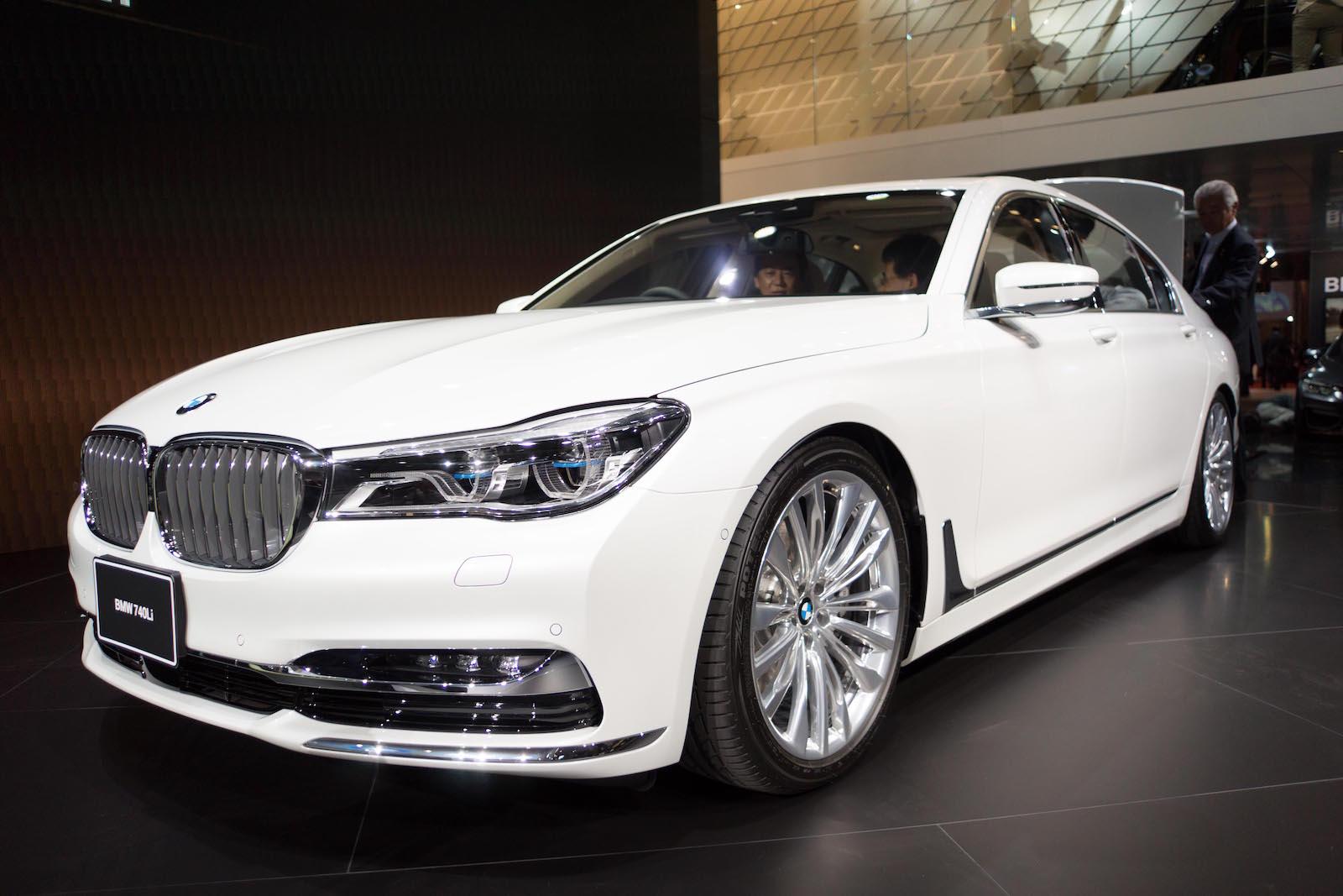Bmw M6 0 60 >> 2015 Tokyo Motor Show: BMW 740Li